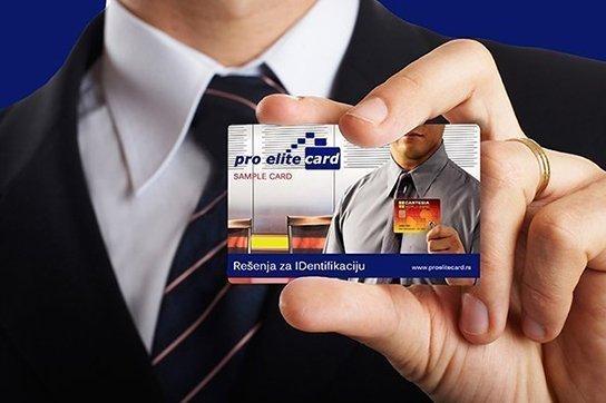Pro Elite Card